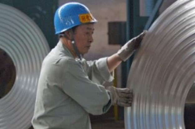 China's Steel Output Hits New Highs